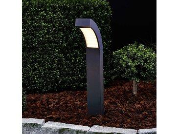 Borne lumineuse LED Lennik, hauteur 60 cm– LAMPENWELT.com