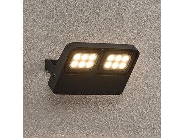 Lucande Kyrilo projecteur d'extérieur LED, 12 LED