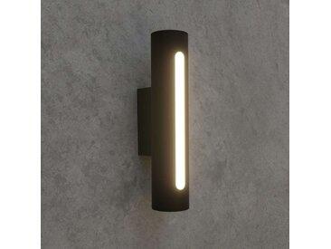 Applique d'extérieur LED Tomas gris foncé– LAMPENWELT.com