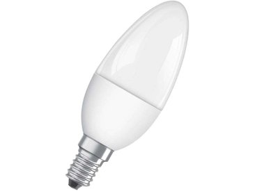 Ampoule LED bougie Superstar E14 5,5W 827 mate