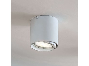 Downlight LED Rosalie à 1 lampe, rond, blanc– LAMPENWELT.com