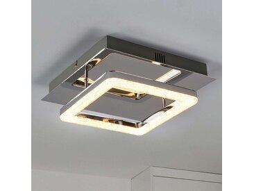 Daron - Plafonnier LED aspect cristal– LAMPENWELT.com