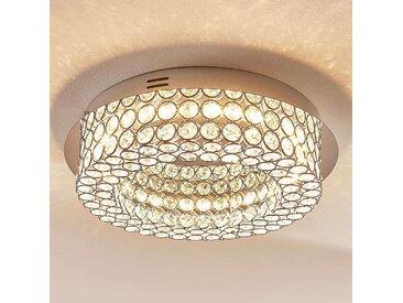 Filomena - plafonnier LED étincelant– LAMPENWELT.com