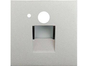 Arcchio Neru lampe LED, capteur angulaire argent
