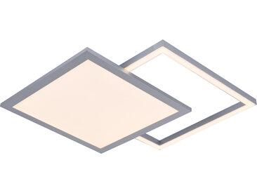 Lucande Senan plafonnier LED, carrés