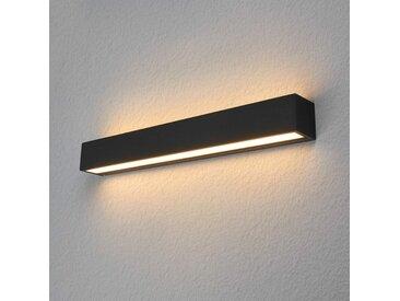 Applique d'extérieur LED carrée Tuana– LAMPENWELT.com