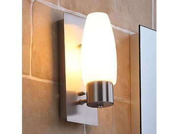 Applique de salle de bain Marian à ampoule LED E14– LAMPENWELT.com