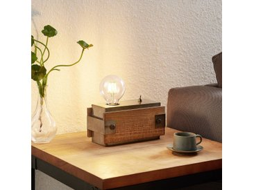 Lindby Nilaska lampe à poser 1 lampe interrupteur