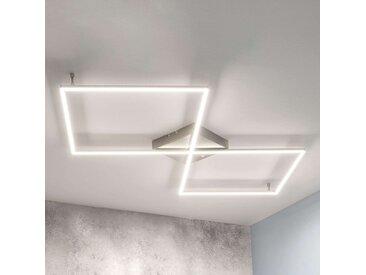 Plafonnier LED Romee avec télécommande– LAMPENWELT.com