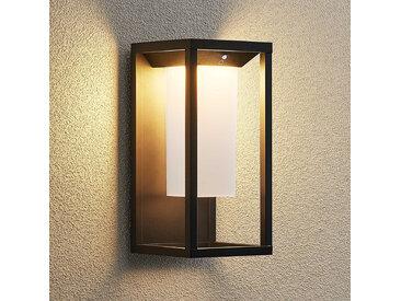 Lucande Eliel applique solaire LED