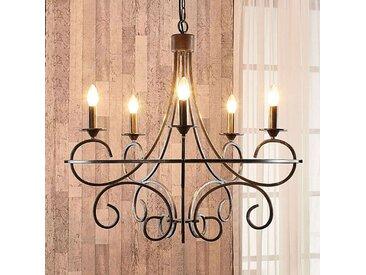 Lustre Varella au design antique– LAMPENWELT.com