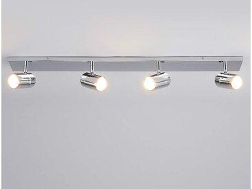 Plafonnier pour salle de bain Dejan à 4 lampes– LAMPENWELT.com