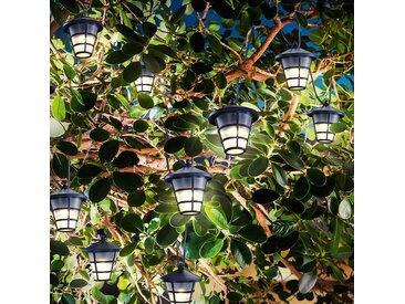 Guirlande lumineuse LED solaire Asia Style