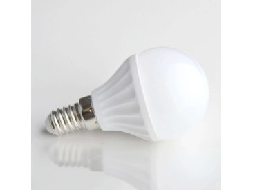 Ampoule LED goutte  E14 4W 830 mate– LAMPENWELT.com