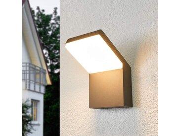Applique d'extérieur LED Yolena orientée en bas– LAMPENWELT.com