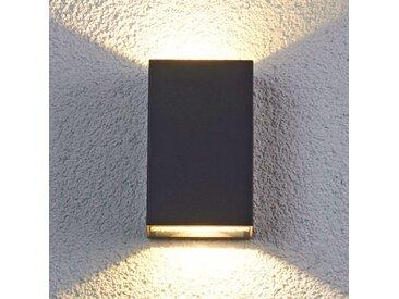 Applique d'extérieur LED Jale en aluminium– LAMPENWELT.com