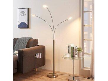 Lampadaire LED Anea à 3 lampes