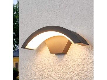 Applique d'extérieur à LED courbé Jule– LAMPENWELT.com