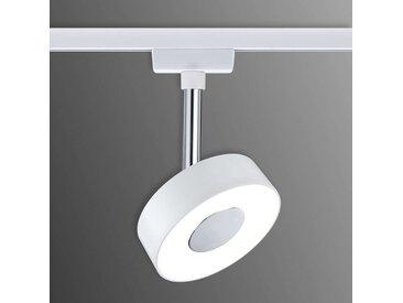 Spot LED Circle blanc pour système de rail U-Rail