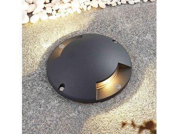 Lindby Cormac lampe de sol LED, à 2 lampes