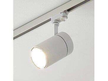Arcchio Cady Spot sur rail LED, blanc 36° 31W