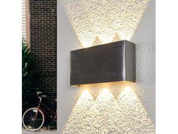 Applique murale LED Samanta avec effet de lumière– LAMPENWELT.com