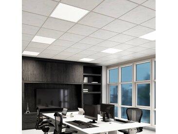 Arcchio Harita panneau LED, interrupteur DIP, 62cm