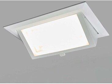 Downlight LED angulaire Adnan– LAMPENWELT.com