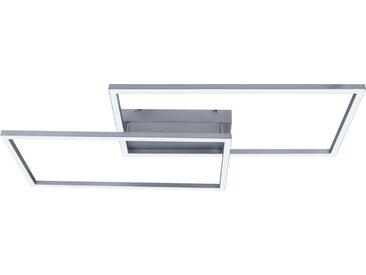Lucande Muir plafonnier LED, rectangles, CCT