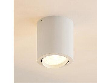 Arcchio Bircan downlight LED en aluminium, 16W