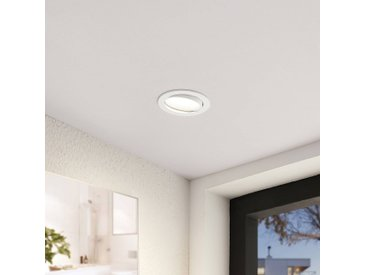Arcchio Milaine lampe LED blanche, inclinable