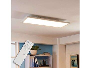 Plafonnier LED allongé Philia, couleur variable