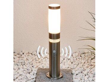 Borne lumineuse Binka avec détecteur