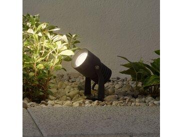 Projecteur d'extérieur LED Jon avec tête mobile