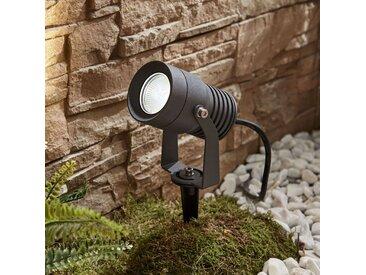 Projecteur d'extérieur LED Jon avec tête mobile– LAMPENWELT.com