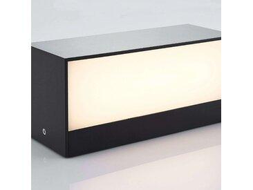 Applique d'extérieur LED Nienke, IP65, 23 cm– LAMPENWELT.com