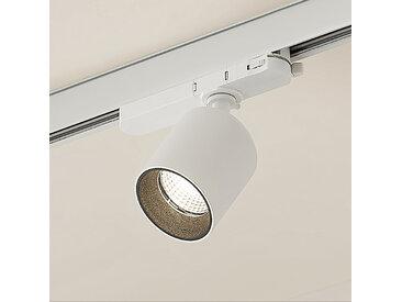 Arcchio Candra spot rail LED, blanc 17,5W 3000K