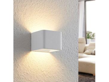 Arcchio Karam applique LED, 10cm, blanche