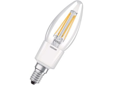 OSRAM flamme LED E14 6W Classic B 2700K transp