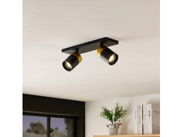 Arcchio Nikora spot de plafond, à 2 lampes