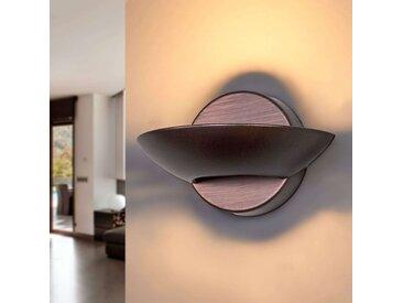 Matti - applique LED en métal– LAMPENWELT.com