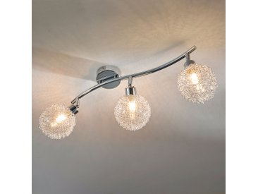 Plafonnier LED à trois lampes Ticino