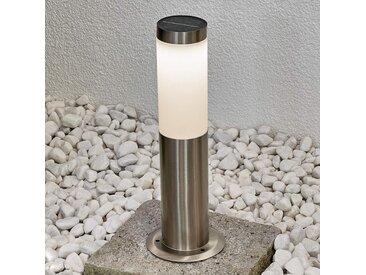 Borne lumineuse LED solaire Jolla– LAMPENWELT.com