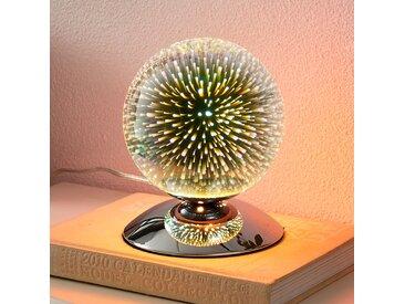 Belle lampe à poser Isumi en forme de sphère– LAMPENWELT.com