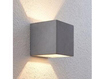 Applique LED Keir en béton