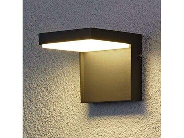 Applique d'extérieur LED moderne en aluminium