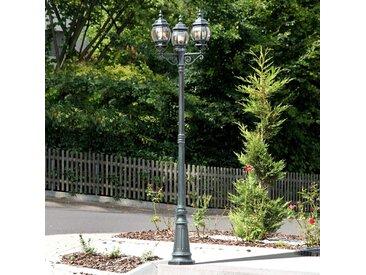 Candélabre nostalgique à 3 lampes THEODOR– LAMPENWELT.com