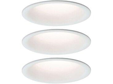 Paulmann lampe encastrable LED Cymbal 3x6,8W IP44