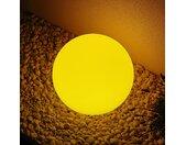 Lindby Yohan lampe solaire LED RVB, 30 cm