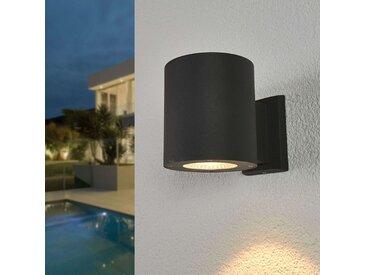 Applique d'extérieur LED Tiago, gris foncé– LAMPENWELT.com